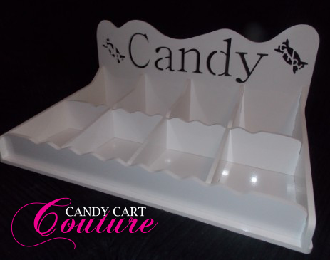 Candy Cart Table Top Candy Cart Couture